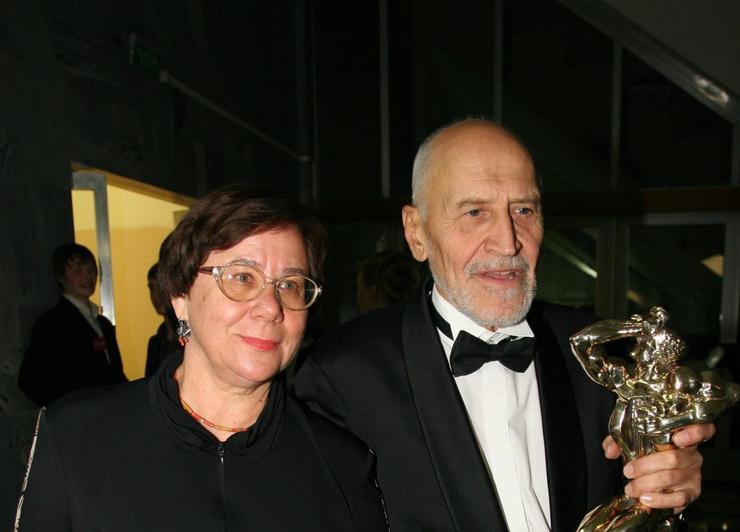 Татьяна и Николай Дроздовы