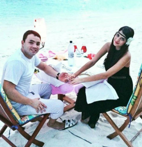 Александр и Алиана Гобозова расстались 9 мая