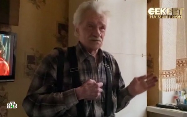 Отец Алексея Кравченко ослеп десять лет назад