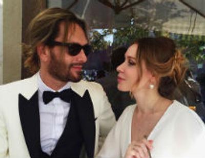 Томас Невергрин женился на русской певице