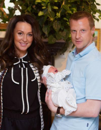 А вот для Екатерины это первый ребенок