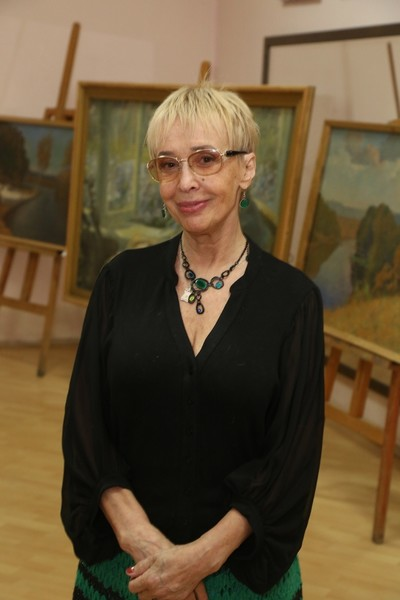 Ирина Печерникова