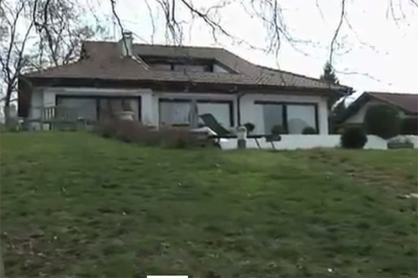 Валерия с мужем показали в программе свой дом на берегу Женевского озера