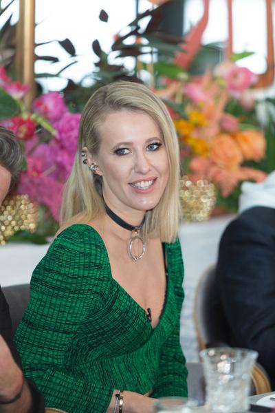 Ксения Собчак известна своими едкими высказываниями в адрес звезд отечественного шоу-бизнеса