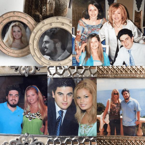 Певица поделилась коллажем из совместных фото с мужем