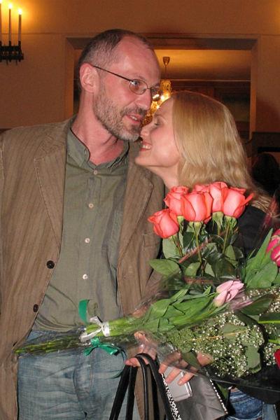Александр и Екатерина Гордон