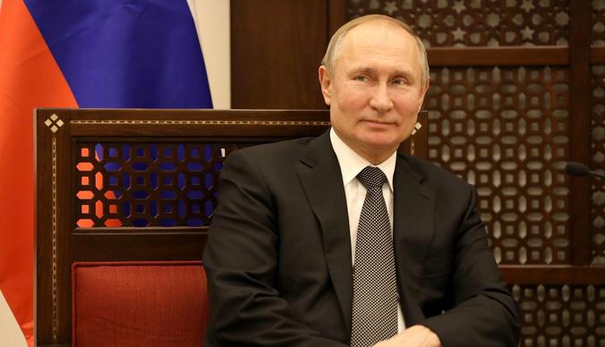 Владимир Путин о Максиме Галкине: «Человек, у которого нет ни одной должности, может шутить как угодно»