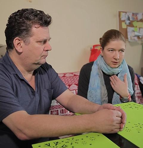 Михаил и Светлана Дель