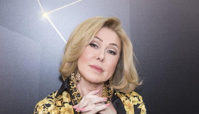 Любовь Успенская исполнила сексуальный танец в мини-шортах и леопардовых сапогах