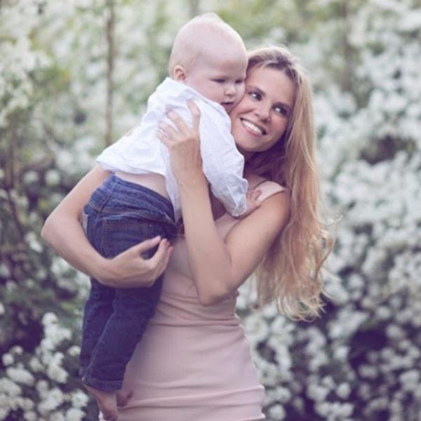 Ольга с сыном отстаивают свои права