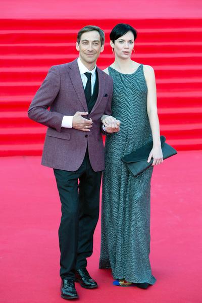Артем Ткаченко с супругой Екатериной