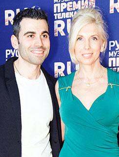 Алена Свиридова и Давид Варданян