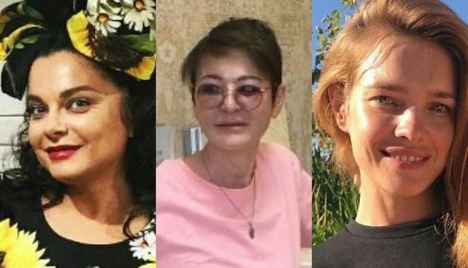 Королева, Хакамада и Водянова учат общению с «особенными» детьми