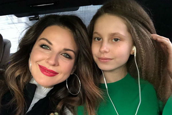 Наталия с дочерью Пелагеей