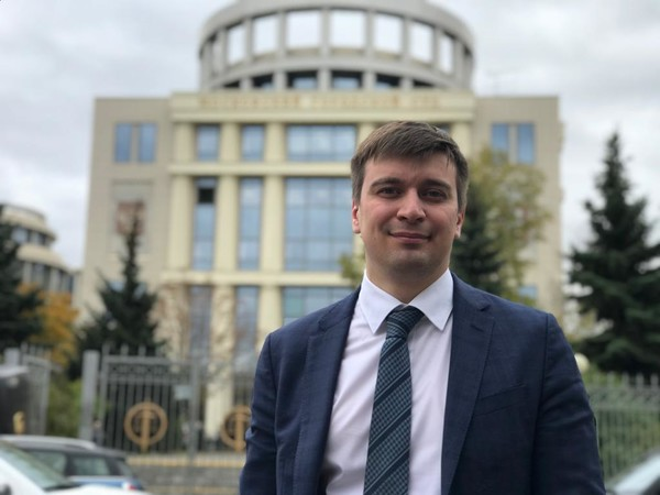 Адвокат Валерий Панасюк