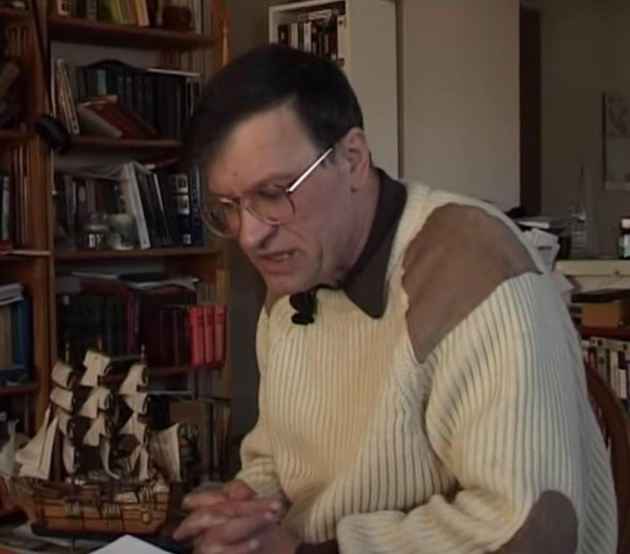 Папа Даниила Страхова скончался зимой