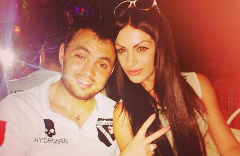 Александр Гобозов с возможной любовницей Викторией Янгазовой