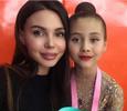 Одно место на двоих: дочери Ксении Бородиной и Оксаны Самойловой разделили приз на соревнованиях