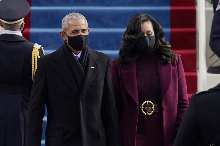 Новости: Выступление Леди Гаги и Барак Обама в старом пальто: инаугурация Джо Байдена – фото №2