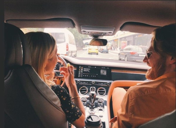 Мария Гончар теперь водит машину, купленную в том числе на деньги Пелагеи
