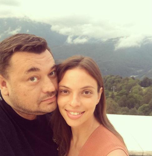 Сергей Жуков и Регина Бурд