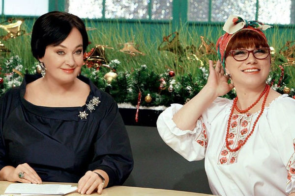 Лариса и Роза часто спорят на съемочной площадке