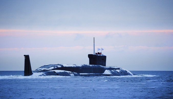 14 моряков-подводников погибли при трагедии в Баренцевом море
