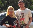 Лера Кудрявцева поделилась интимным фото мужа