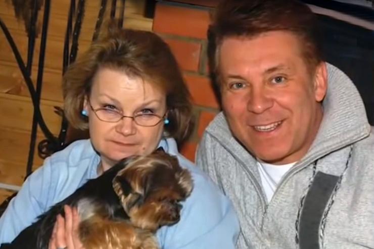 Людмила стала главной женщиной в жизни Березина