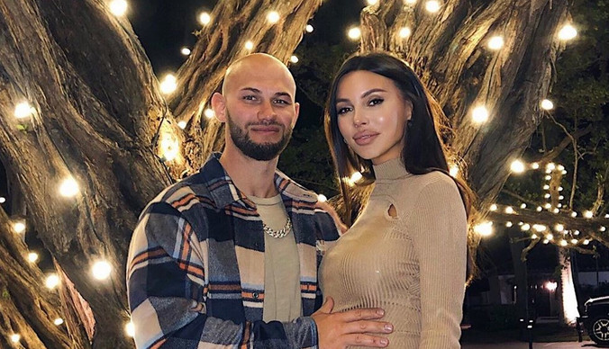 Беременная жена Джигана оправдалась за его ночные тусовки