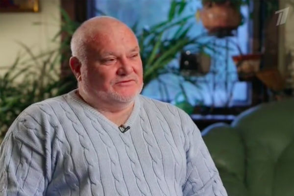 Евгений Федоров, третий муж Анны Самохиной