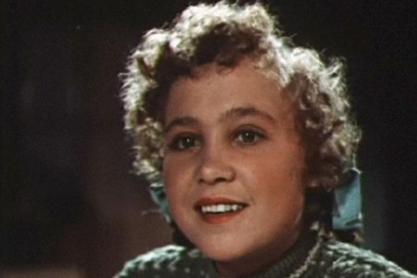 Надежда Румянцева дебютировала в кино, будучи студенткой