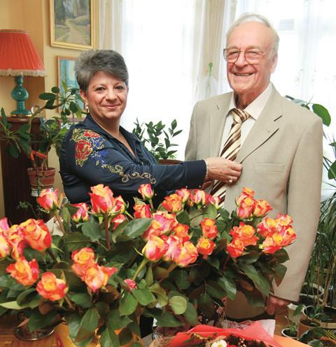 Игорь Кириллов женился на Татьяне пять лет назад