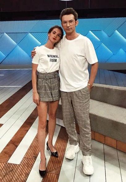 Кирилл Емельянов и его девушка Мария