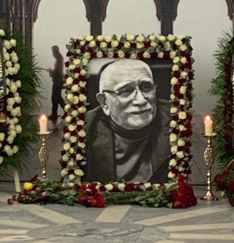 Армен Борисович ушел из жизни в ночь на 14 ноября