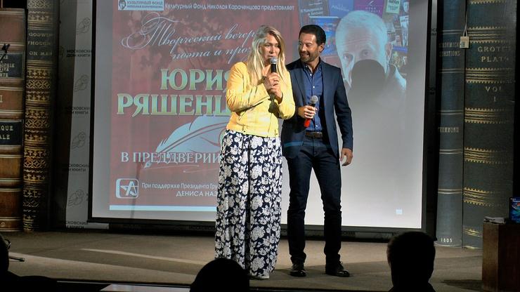 Символично, что Виктория исполнила песню из «Метро»: этот мюзикл свел ее с Антоном Макарским