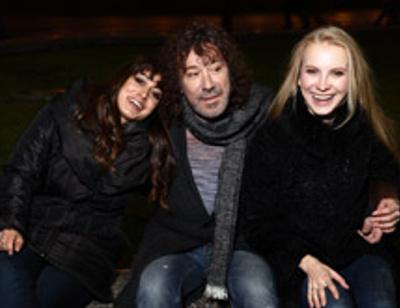 Владимир Кузьмин впервые встретился с внебрачной дочерью