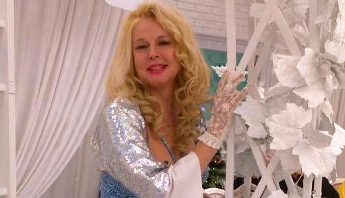 Елена Кондулайнен разорилась на подвенечное платье от кутюр