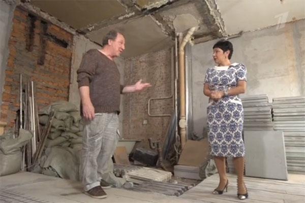 Владимир Стеклов попросил помощи у Наташи Барбье