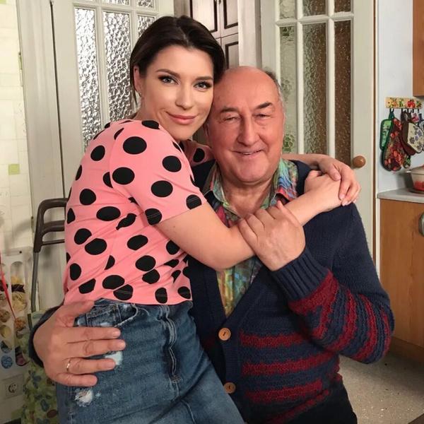 Екатерина Волкова и Борис Клюев
