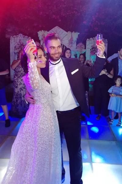Свадьба Аиды прошла в Ливане