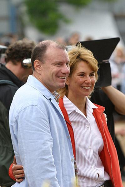 Наталья и Владимир Потанины