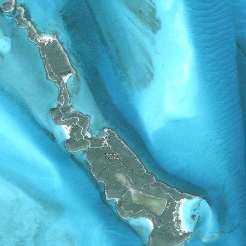 Так выглядит остров Джонни Деппа