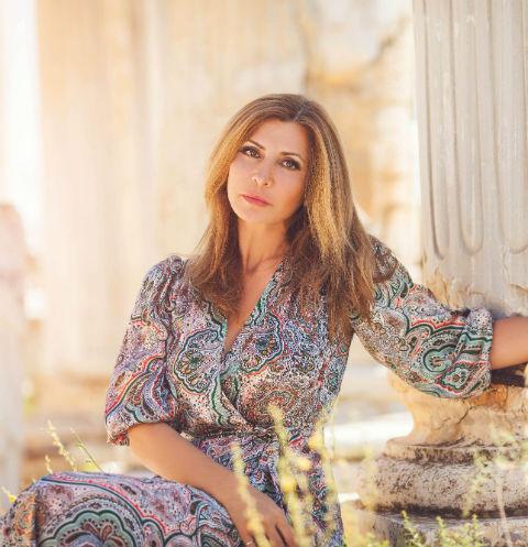 Ирина Агибалова начала ремонт в новых апартаментах на Кипре