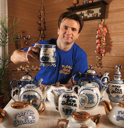 Тимур Кизяков приходил в дома знаменитых людей, пил с ними чай и беседовал о жизни на протяжении 25 лет