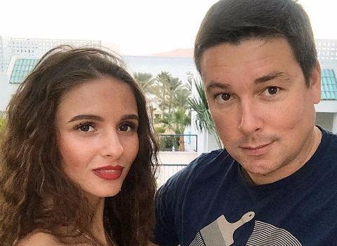 Андрей Чуев женился на избраннице вдвое младше себя