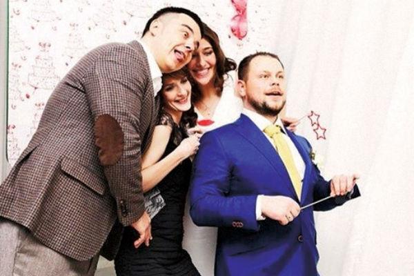 В прошлом году сын актера женился на девушке грузинского происхождения
