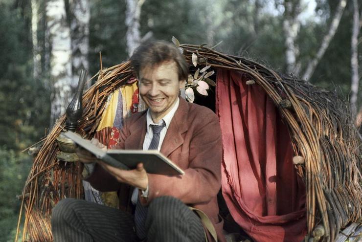Олег Табаков исполнил главную роль в картине