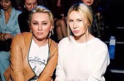 Елена и Элина Камирен