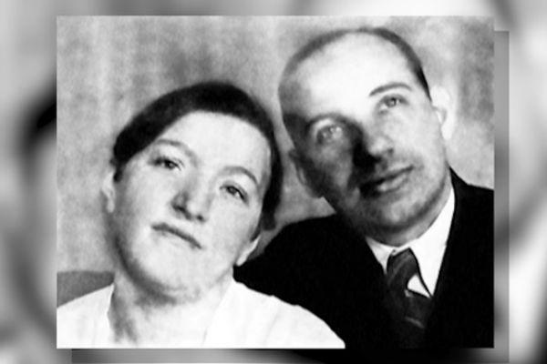 Родители актера Бенедикта Соломоновна и Виктор Савельевич